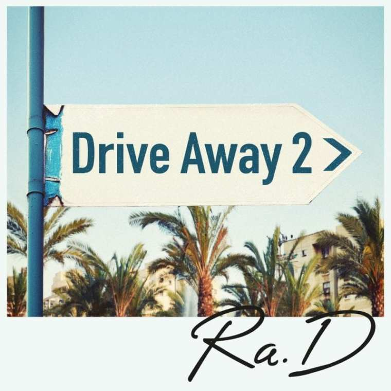 Ra.D - Drive Away 2 (cover art)