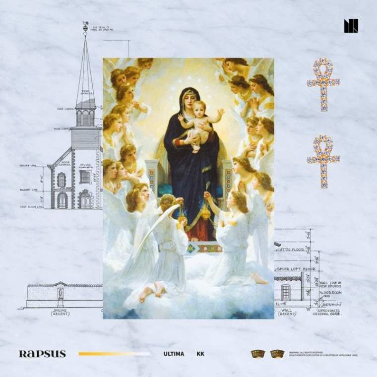 Ultima, KK - Rapsus (cover art)