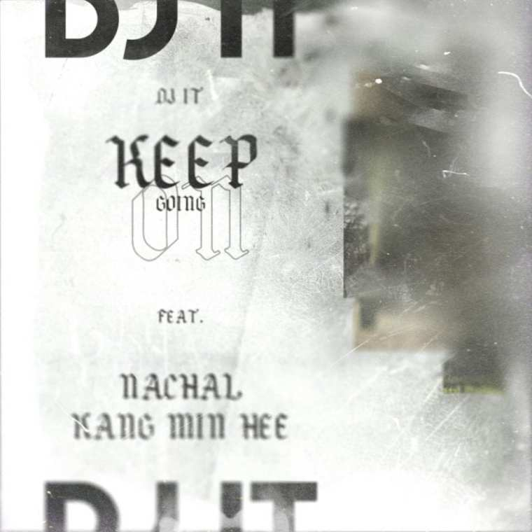 DJ IT - Keep Going On (cover art)