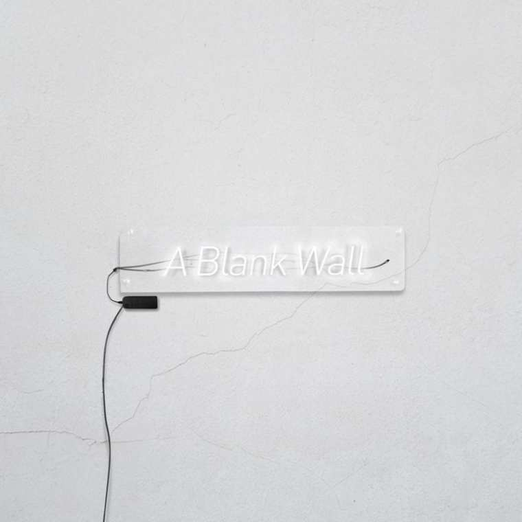 $IM$ - A Blank Wall (album cover)