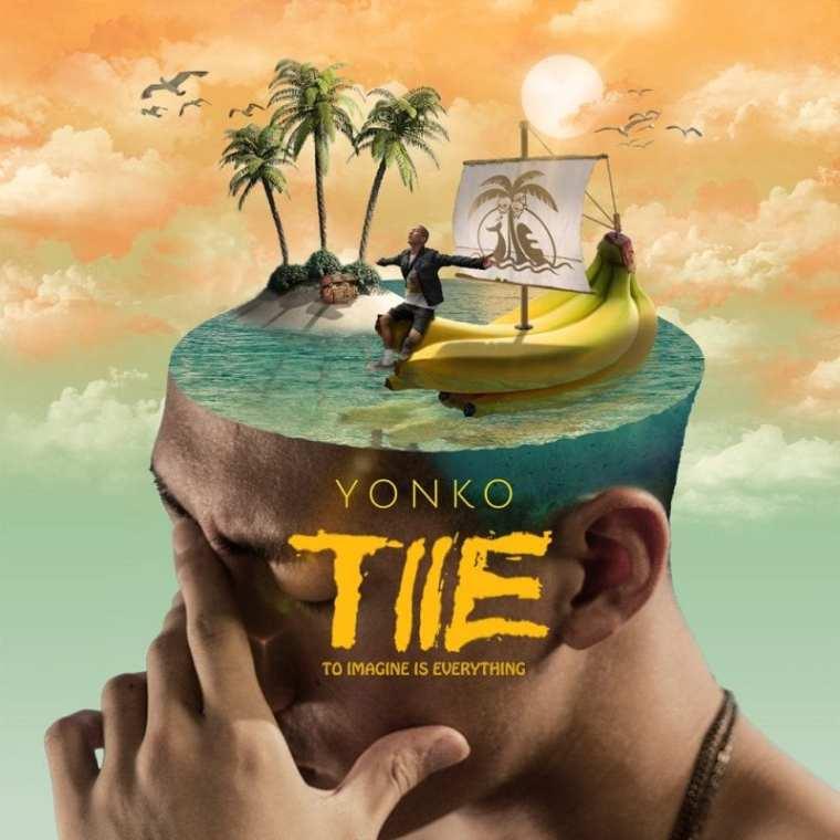 Yonko - TIIE (album cover)