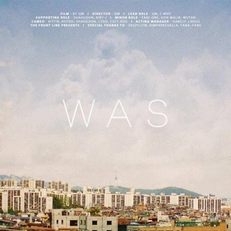 QM - WAS (album cover)