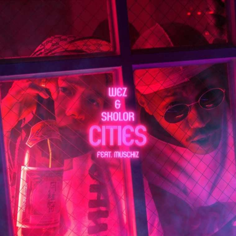 Skolor - Cities (cover art)