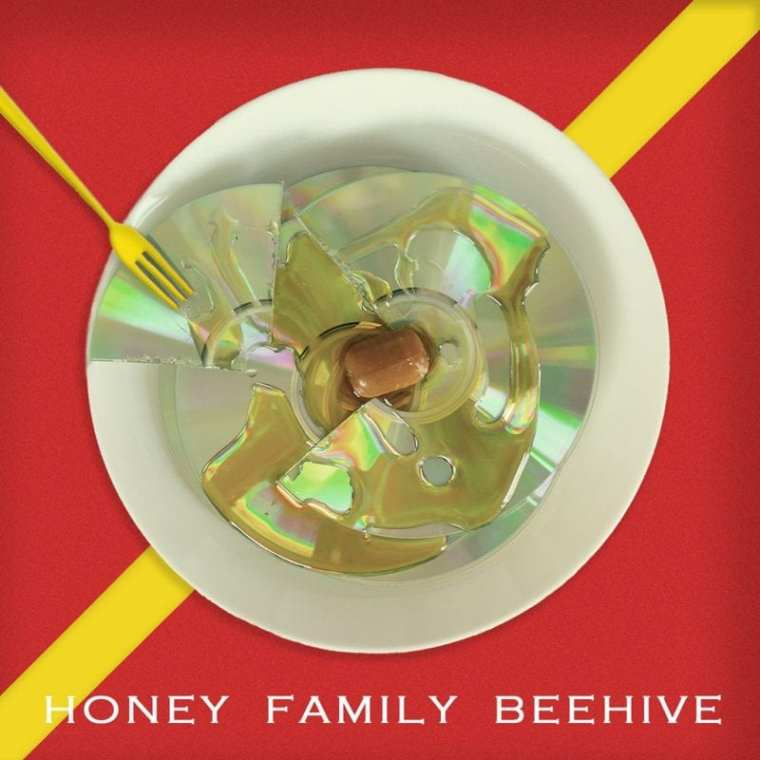 Honey Family BeeHive Project Vol. 5 (cover art)