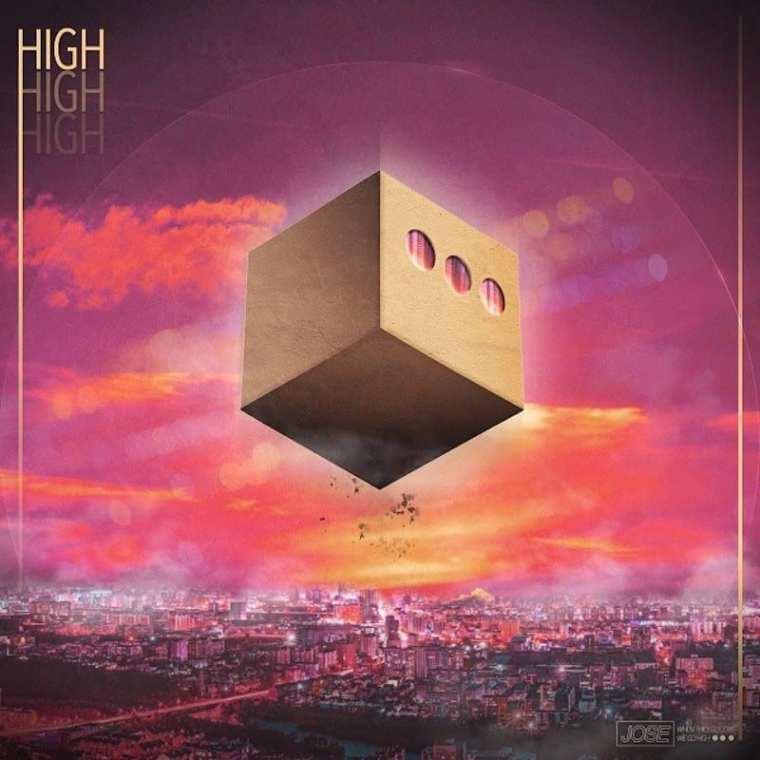 Jose - High (cover art)