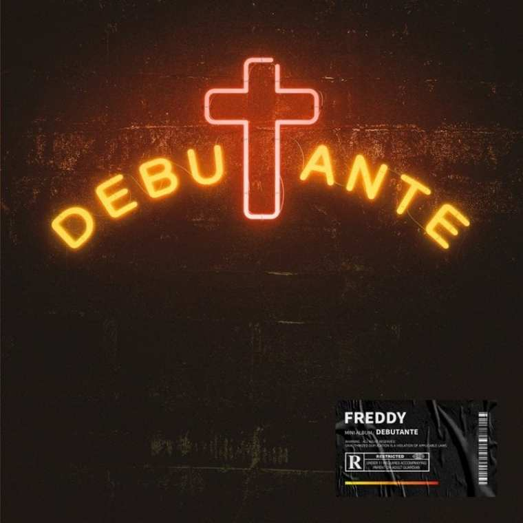 FREDDY - DEBUTANTE (cover art)