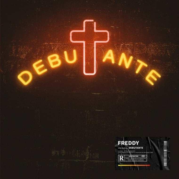 FREDDY - DEBUTANTE (cover art)