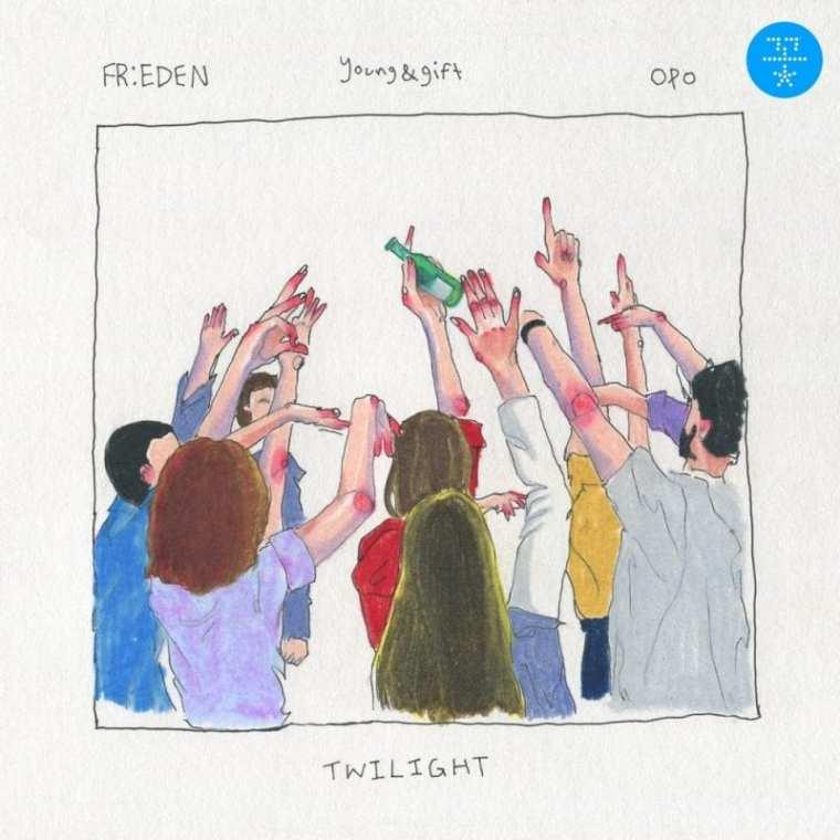 FR-EDEN- Twilight (cover art)