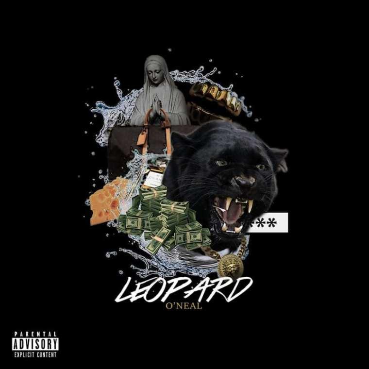 O'neal- Leopard (cover art)