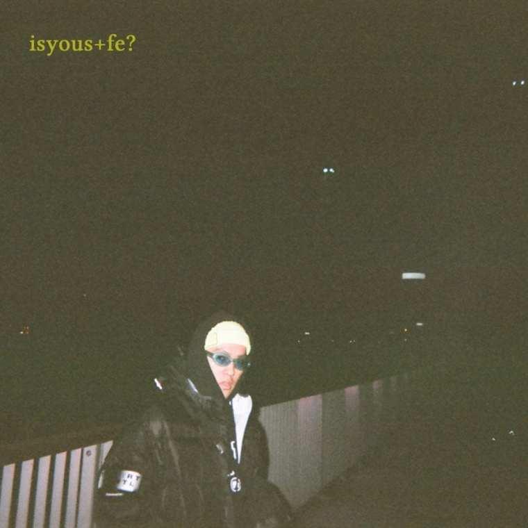 LuKydo - isyous+fe? (album cover)