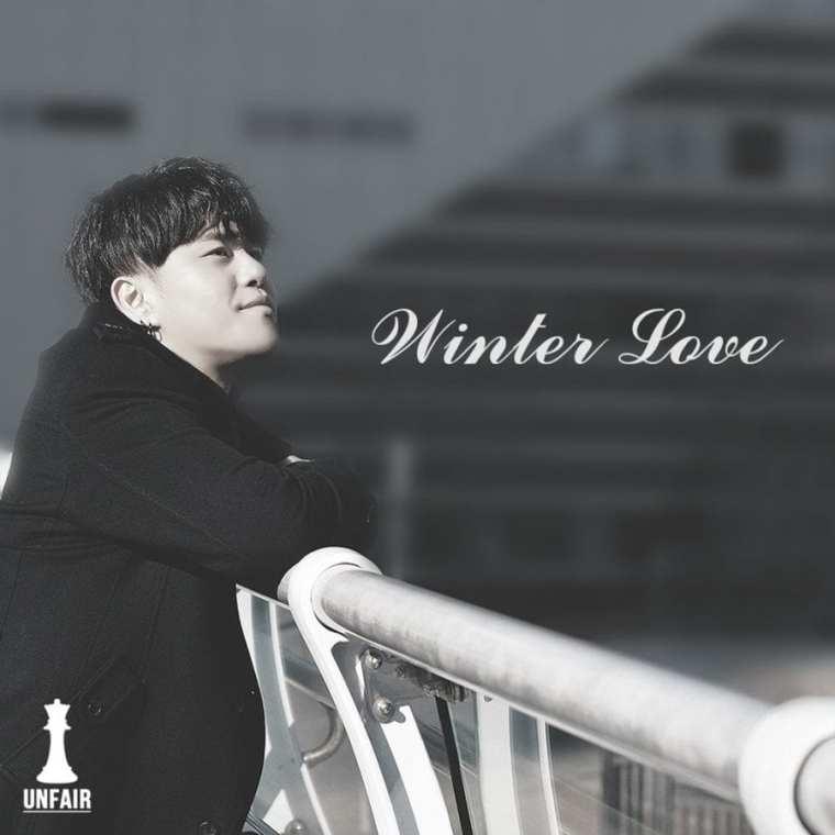 UNFAIR - WINTER LOVE (cover art)