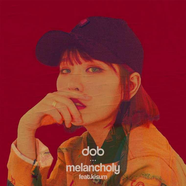 dob - Melancholy (cover art)