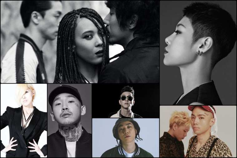 New Rappers 2020.My Top 20 Korean Rappers To Ring In 2020 Hiphopkr