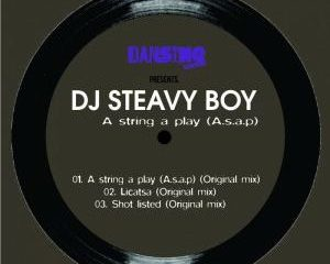 DJ Steavy Boy – Sunlight From Darkness Original Mix Hiphopza - DJ Steavy Boy – Samson Power (Original Mix)