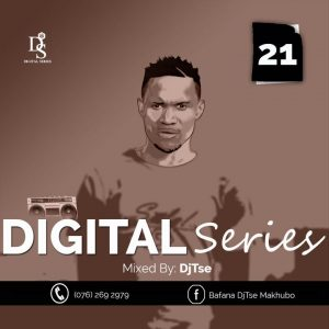 DJ Tse – Digital Series Vol. 021 Mix Hiphopza 300x300 - DJ Tse – Digital Series Vol. 021 Mix
