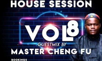 Master Cheng Fu – Addictive Deep House Session Vol 8 Mix Hiphopza - Master Cheng Fu – Addictive Deep House Session Vol 8 Mix