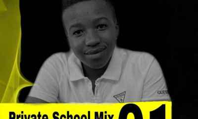 Orah De Deejay – Private School Mix Vol. 1 Hiphopza - Orah De Deejay – Private School Mix Vol. 1