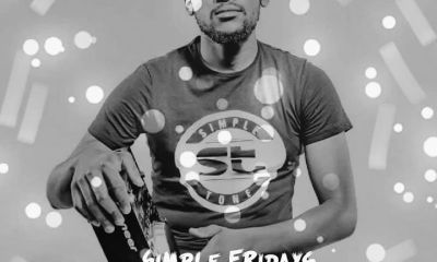 Simple Tone – Simple Fridays Vol 012 Mix Hiphopza - Simple Tone – Simple Fridays Vol 012 Mix