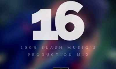 Slash MusiQ – Ayeye Sessions Vol.16 100 Production Mix Hiphopza - Slash MusiQ – Ayeye Sessions Vol.16 (100% Production Mix)
