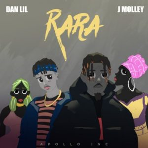 Danlil – Rara ft. J Molley 300x300 - Danlil – Rara ft. J Molley