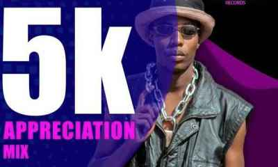Insane Malwela – 5k Appreciation Mix Hiphopza - Insane Malwela – 5k Appreciation Mix