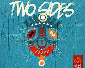 SoulPoizen N.a.k.w.a.b.o – Two Sides Original Mix Hiphopza - SoulPoizen & N.a.k.w.a.b.o – Two Sides (Original Mix)