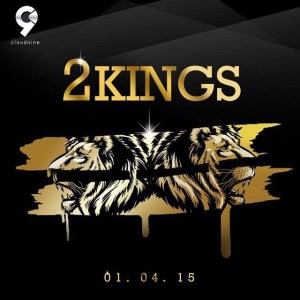 2 Kings cover Hip Hop More 5 300x300 - Olamide & Phyno – Une