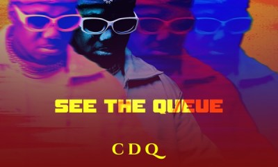 CDQ See the Queue EP Hip Hop More 3 - CDQ – Omo Olomo