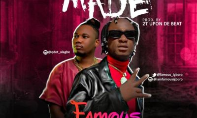Famous Ft. QDot All Made JPG Hip Hop More - Famous Ft. Qdot – All Made