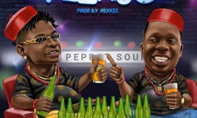 Lil Kesh Flenjo Artwork Hip Hop More - Lil Kesh – Flenjo Ft. Duncan Might
