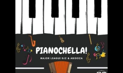 Major League DJz Abidoza – Dinaledi ft. Mpho Sebina - Major League DJz & Abidoza – Dinaledi ft. Mpho Sebina
