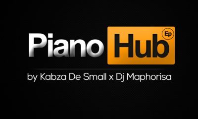 Piano Hub Hip Hop More 6 - Kabza De Small & DJ Maphorisa – Santse E Le Lona ft. Corry Da Groove & Howard