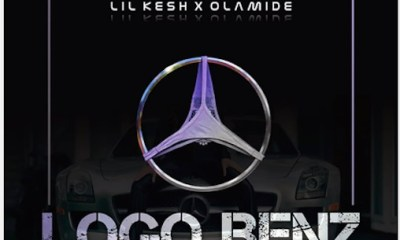 lil kesh logo benz artwork Hip Hop More - Lil Kesh – Logo Benz Ft. Olamide