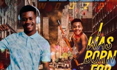 Diskwa – I Was Born For This mp3 download zamusic 4 Hip Hop More 1 - Diskwa – Reaction Ft. CampMasters