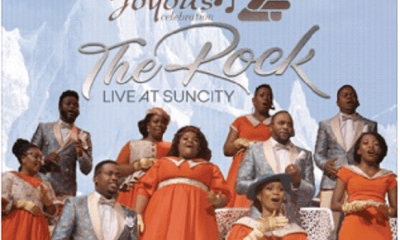 Joyous Celebration 24 The Rock Live at Sun City zip album download zamusic 16 Hip Hop More 5 - Joyous Celebration – My Soul Says Yes (Live)