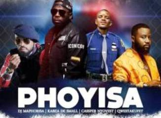 Kabza De Small and DJ Maphorisa Phoyisa zamusic Hip Hop More - DJ Maphorisa & Kabza De Small – Phoyisa Ft. Cassper Nyovest & Qwestakufet