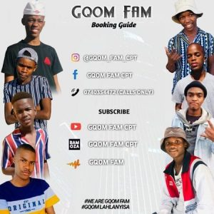 Gqom Fam CPT – Something For Cape Town mp3 download zamusic Hip Hop More 300x300 - Gqom Fam CPT – Something For Cape Town