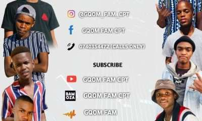 Gqom Fam CPT – Something For Cape Town mp3 download zamusic Hip Hop More - Gqom Fam CPT – Something For Cape Town