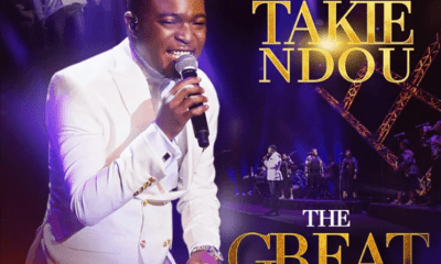 Takie Ndou The Great Revival Live zip album download zamusic Hip Hop More 4 - Takie Ndou – It's Not By Might (Live)