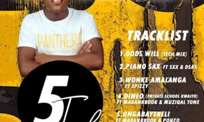 Thuske SA – 5 Tracks Appreciation mp3 download zamusic Hip Hop More 2 - Thuske SA – Piano Sax Ft. Sxx & Dsax