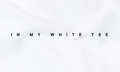 IDK In My White Tee Hip Hop More - IDK – In My White Tee