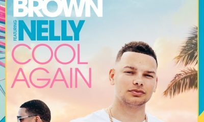 Kane Brown Nelly Cool Again scaled Hip Hop More - Kane Brown & Nelly – Cool Again