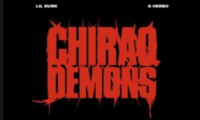 Lil Durk ft G Herbo Chiraq Demons scaled Hip Hop More 2 - Lil Durk ft G Herbo – Chiraq Demons