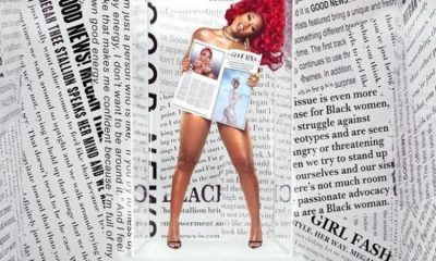 Megan Thee Stallion ft DaBaby Cry Baby scaled Hip Hop More - Megan Thee Stallion ft DaBaby – Cry Baby