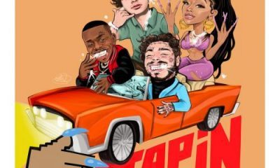 Saweetie ft Jack Harlow DaBaby Post Malone Tap In Remix scaled Hip Hop More - Saweetie ft Post Malone, DaBaby & Jack Harlow – Tap In (Remix)