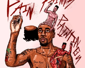 pain paints paintings dax Hip Hop More 1 - Dax – Suffocating