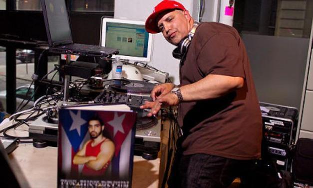 Hip-Hop's First Latino DJ, DJ Disco Wiz (Book)