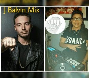 """DJ Rutu – """"J Balvin Mix"""""""