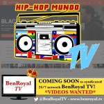 HipHop Mundo TV is Coming!