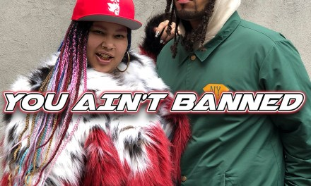"Chris Rivers & Star Rios- ""You Ain't Banned"" (Freestyle)"